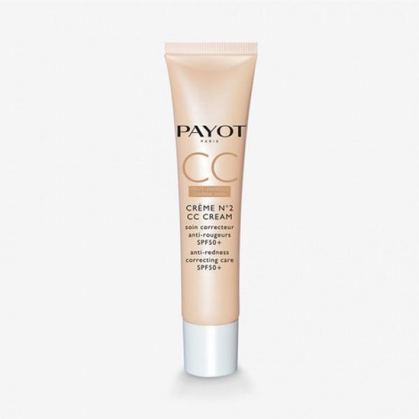 Creme no 2 CC ingrijire corectoare SPF 50+ (40 ml), Payot