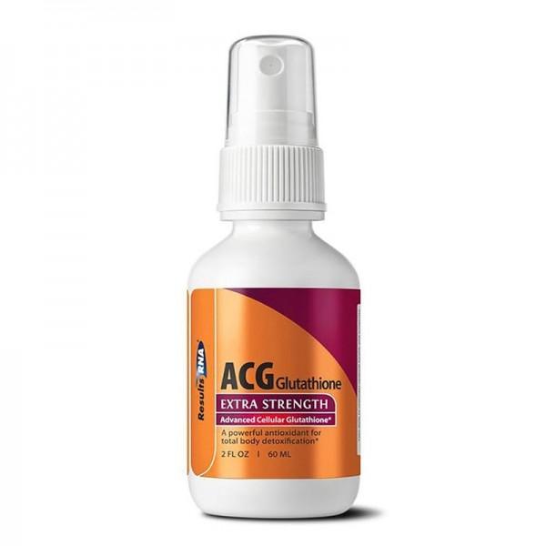 ACG Glutathione Extra Strength Spray Oral (60 ml), Results RNA