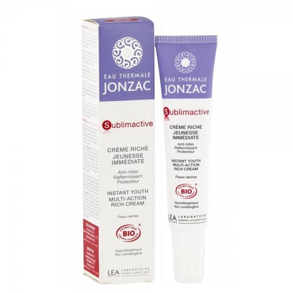 Sublimactive - Crema antirid pentru ten normal-uscat (40ml), Jonzac