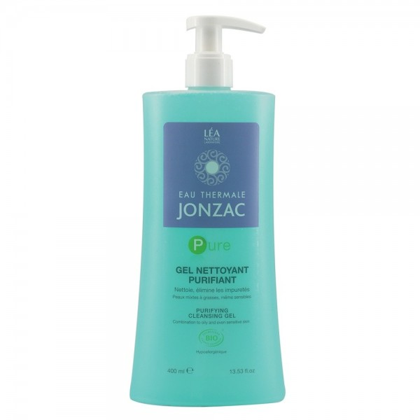 Pure - Gel curatare purifiant  (400ml), Jonzac