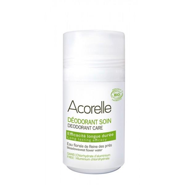 Deodorant bio cu eficacitate indelungata (50ml), Acorelle