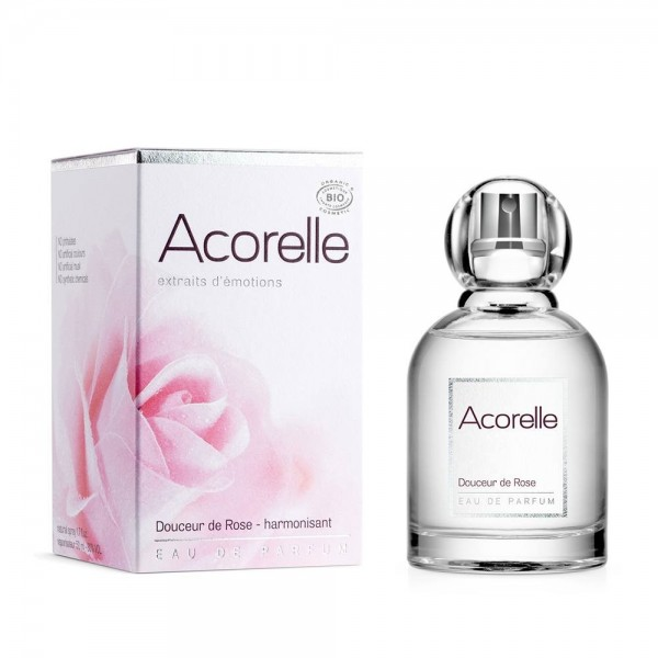 EDP DOUCEUR DE ROSE (50ml), Acorelle