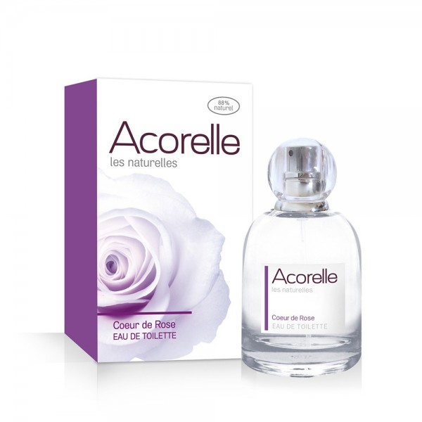 EDT COEUR DE ROSE - (50ml), Acorelle