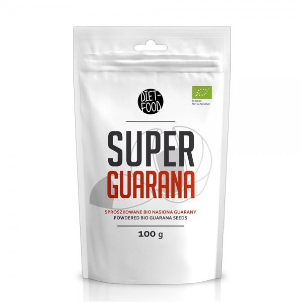Guarana - pulbere bio (100g), Diet-Food