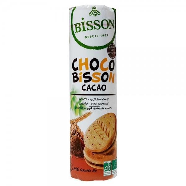CHOCO BISSON cu cacao (300g), Bisson