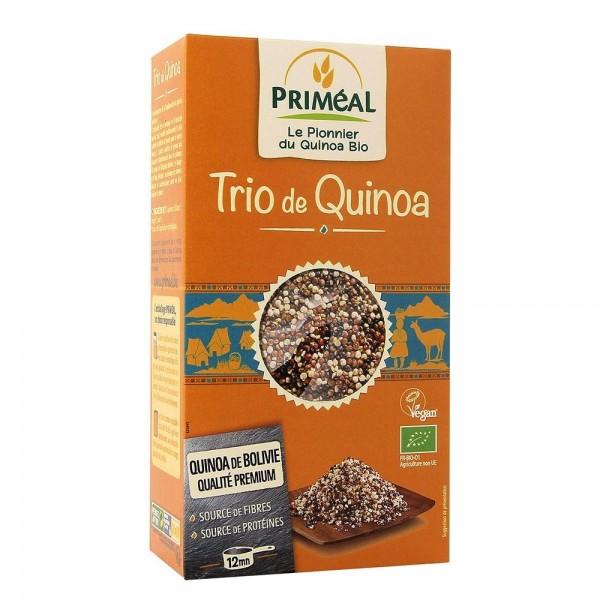 Trio de quinoa (500g), Primeal