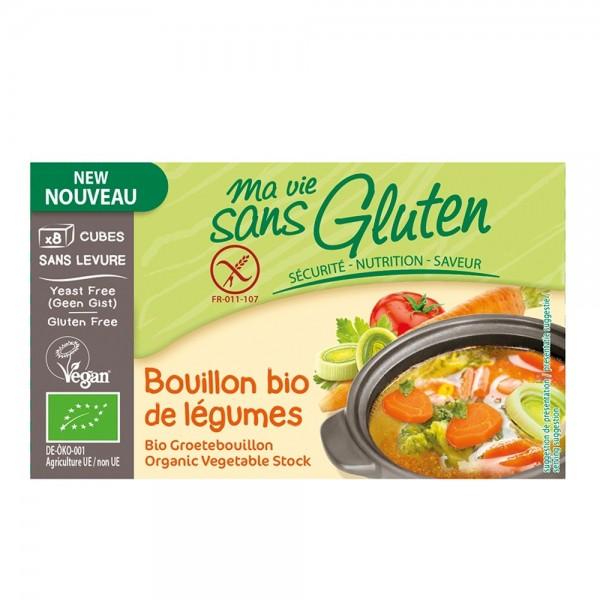 Concentrat supa legume - fara gluten (72g), Ma vie sans gluten