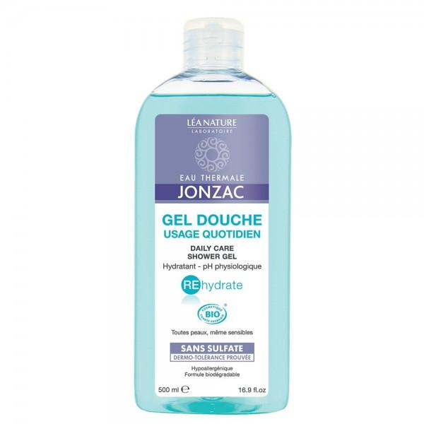Rehydrate - Gel de dus pentru uz cotidian (500ml), Jonzac