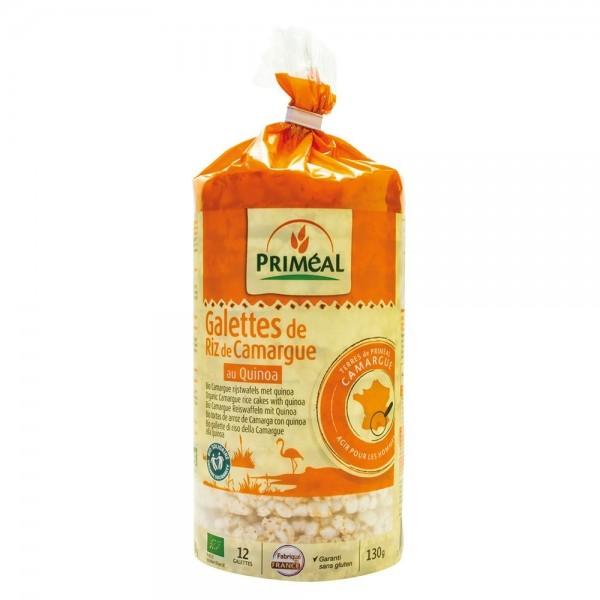 Rondele de  orez de Camargue cu quinoa (130g), Primeal