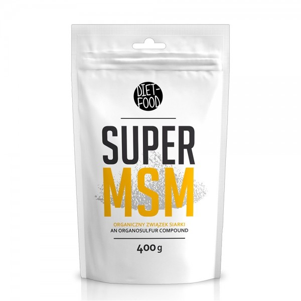 MSM - pulbere (400g), Diet-Food