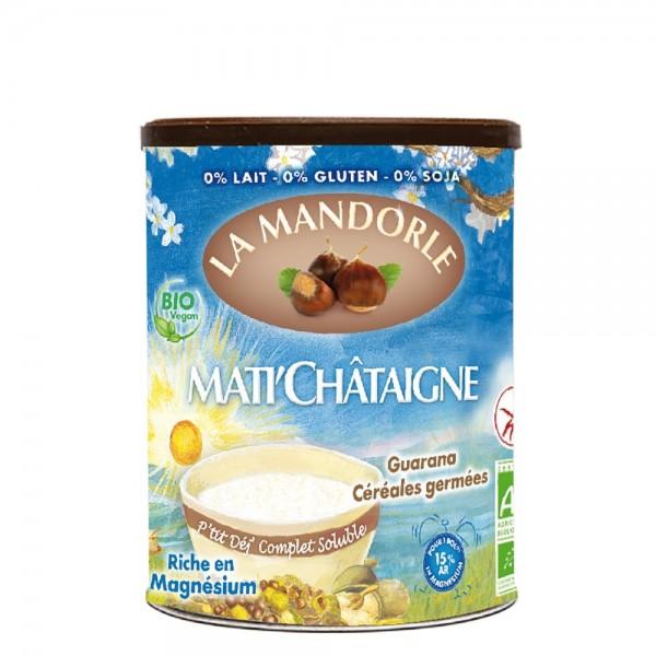 Mic dejun instant cu castane (400g), La Mandorle