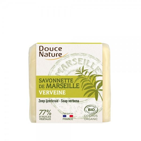 Sapun bio de Marsilia cu verbina (100g), Douce Nature