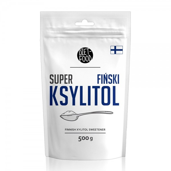 Xilitol Finlanda - indulcitor natural (500g), Diet-Food
