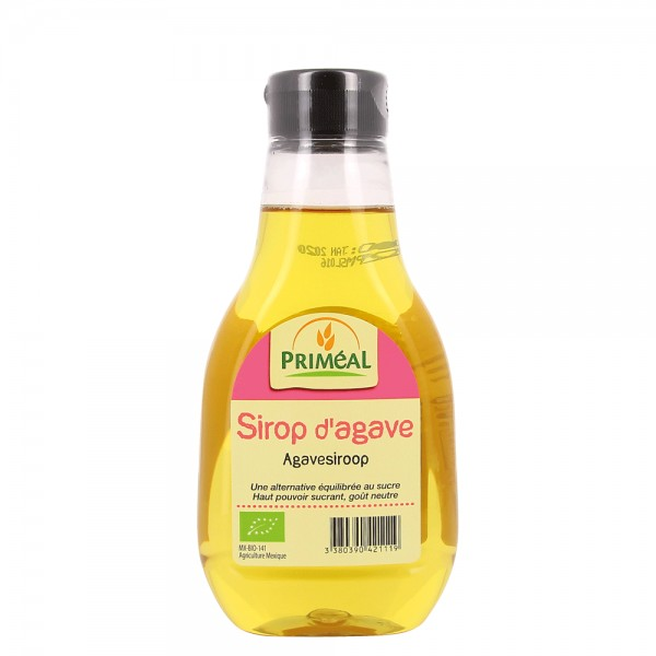 Sirop de agave (330g), Primeal