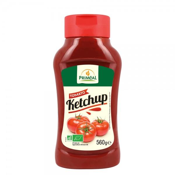 Ketchup bio (560g), Primeal