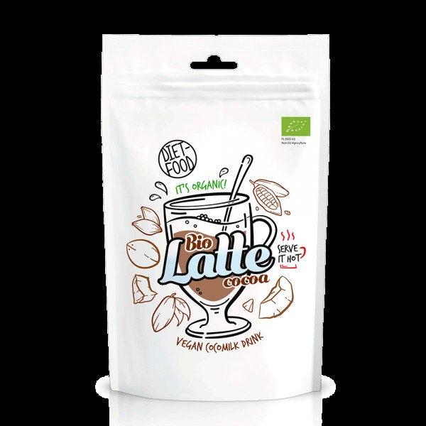 Cacao Latte bio vegan (200g), Diet-Food