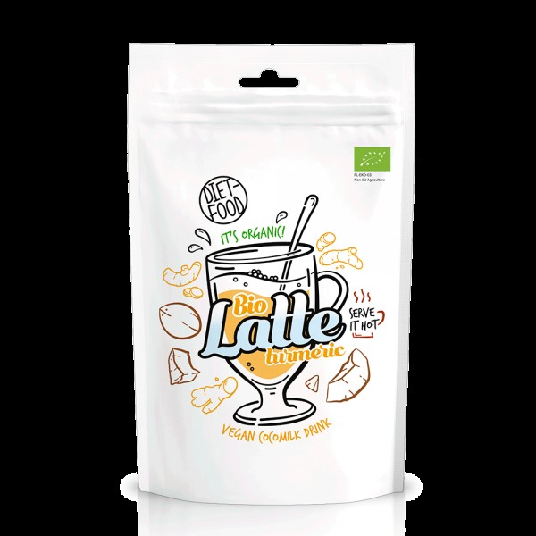 Turmeric Latte bio vegan (200g), Diet-Food