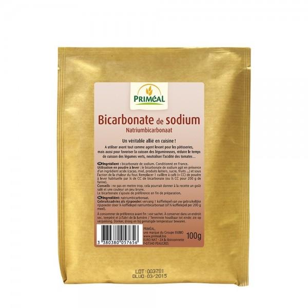 Bicarbonat de sodiu alimentar (100g), Primeal