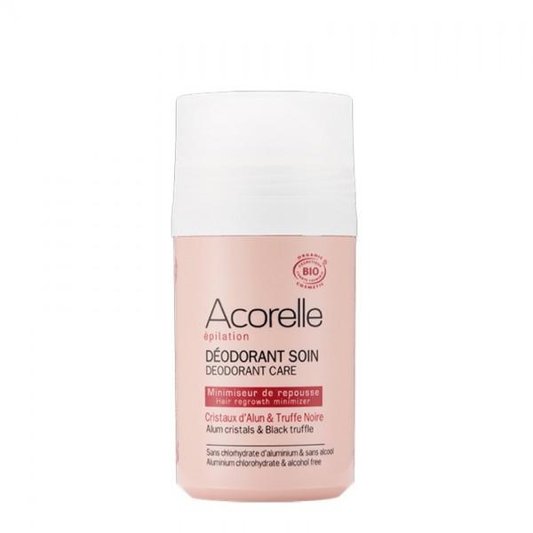 Deodorant bio tratament pentru reducerea pilozitatii (50ml), Acorelle