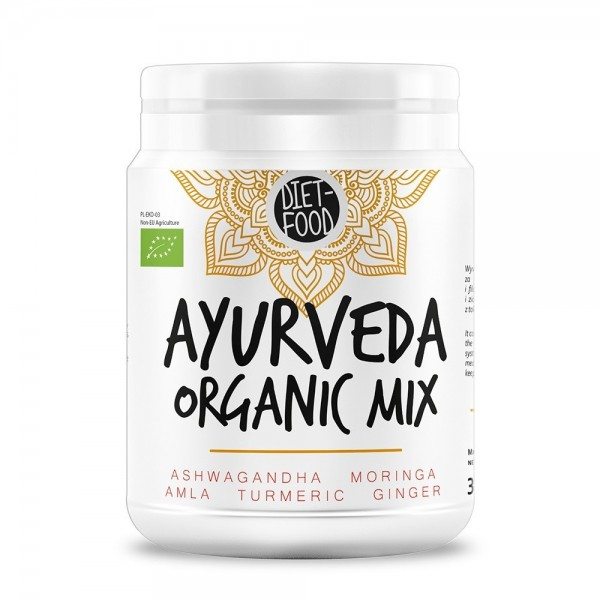 Ayurverda Organic Mix (300g), Diet-Food