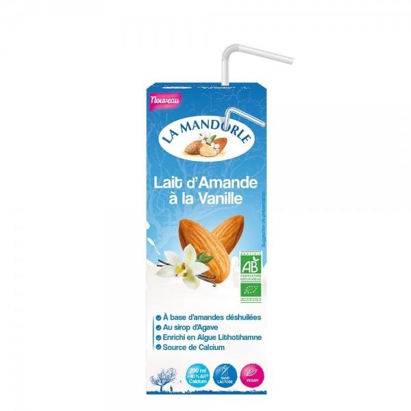 Lapte de migdale cu vanilie (20ml), La Mandorle