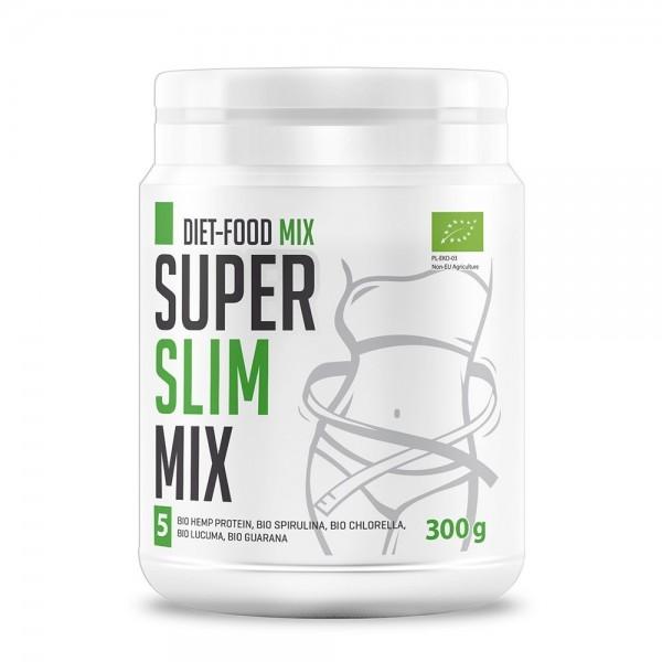 Bio Super Slim Mix pulbere bio (300g), Diet-Food
