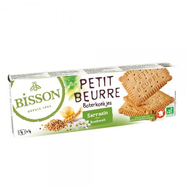 Biscuiti Petit Beurre cu hrisca (150g), Bisson