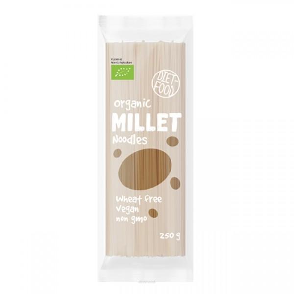 Paste Taitei Bio 100% mei (250g), Diet-Food