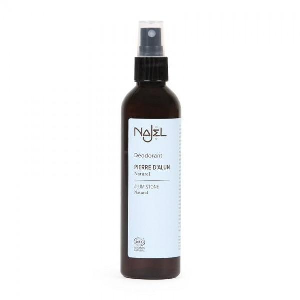 Deodorant spray cu piatra de alaun (125ml), Najel