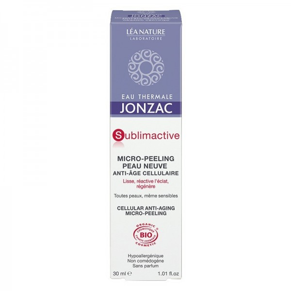 Sublimactive - Micro-peeling celular anti-age (30ml), Jonzac