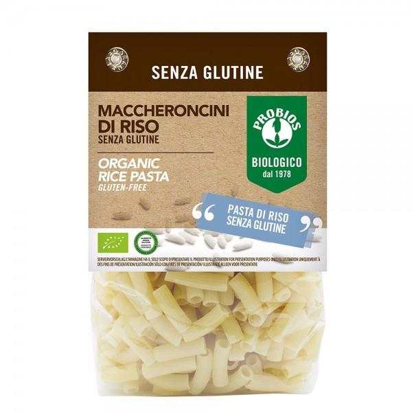 Macaroane din orez - fara gluten (400g), Probios