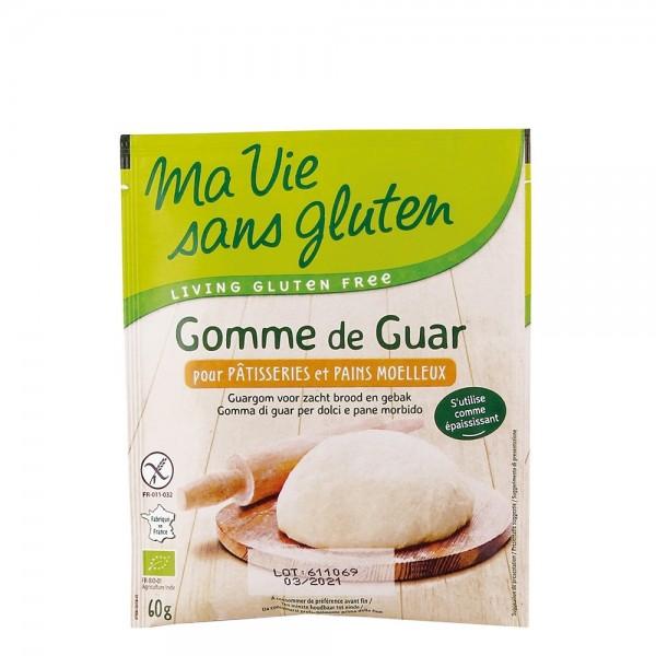 Guma de Guar fara gluten (60g), Ma vie sans gluten