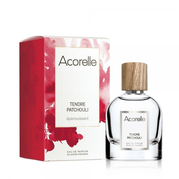 EDP TENDRE PATCHOULI (50ml), Acorelle
