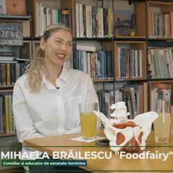 Dezechilibrele hormonale și nutriția terapeutică - cu Mihaela Brăilescu