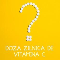 Și totuși… câtă vitamina C ar trebui să iau ?