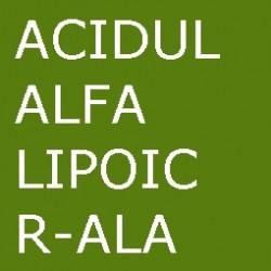 Cum funcționează acidul alfa lipoic?