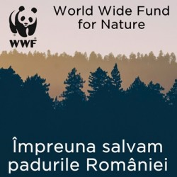Împreună salvăm pădurile României