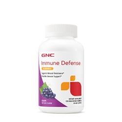 Immune Defense cu aroma naturala de struguri (120 jeleuri), GNC