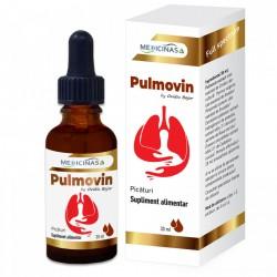 Pulmovin (30 ml), Medicinas