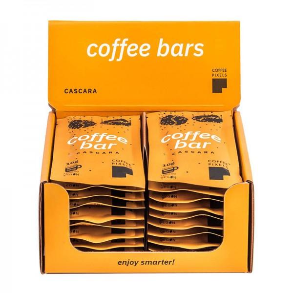 Cascara Pachet 20 bucati (10 grame), Coffee Pixels