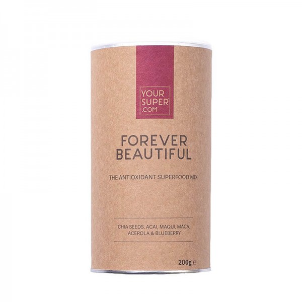 Forever Beautiful Organic Superfood Mix (150 grame), Your Super
