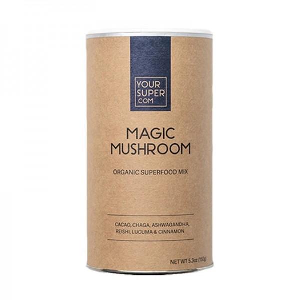 Magic Mushroom Organic Superfood Mix (150 grame), Your Super
