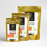 Superfoods Latte Mix Dulce (210 grame), Golden Flavours