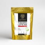 Turmeric Latte Mix Dulce Pachet 3 bucati + 1 gratis (210 grame), Golden Flavours