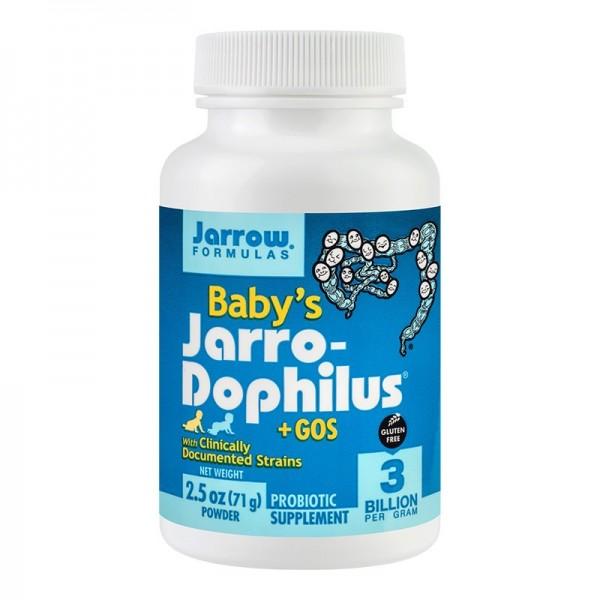 Baby's Jarro-Dophilus + GOS (71 grame pudra)