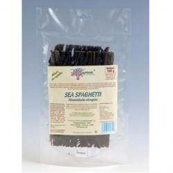 Spaghetti integrale cu alge marine bio (250g), Algamar