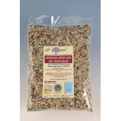 Supa cu gris din orez si alge marine bio (250g - 24 portii), Algamar