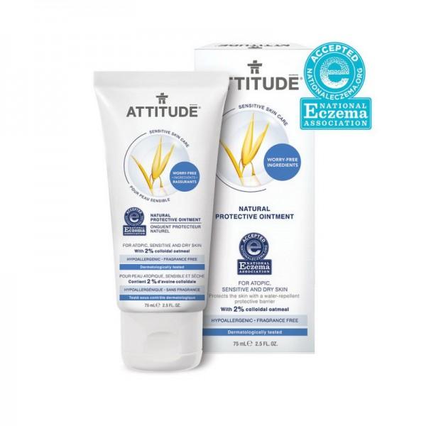 Sensitive Natural Unguent protector (75 ml), Attitude