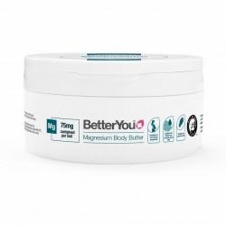 Magnesium Body Butter (200 ml), BetterYou