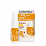 4+1 GRATUIT DLux Junior Vitamin D Oral Spray (15ml), BetterYou